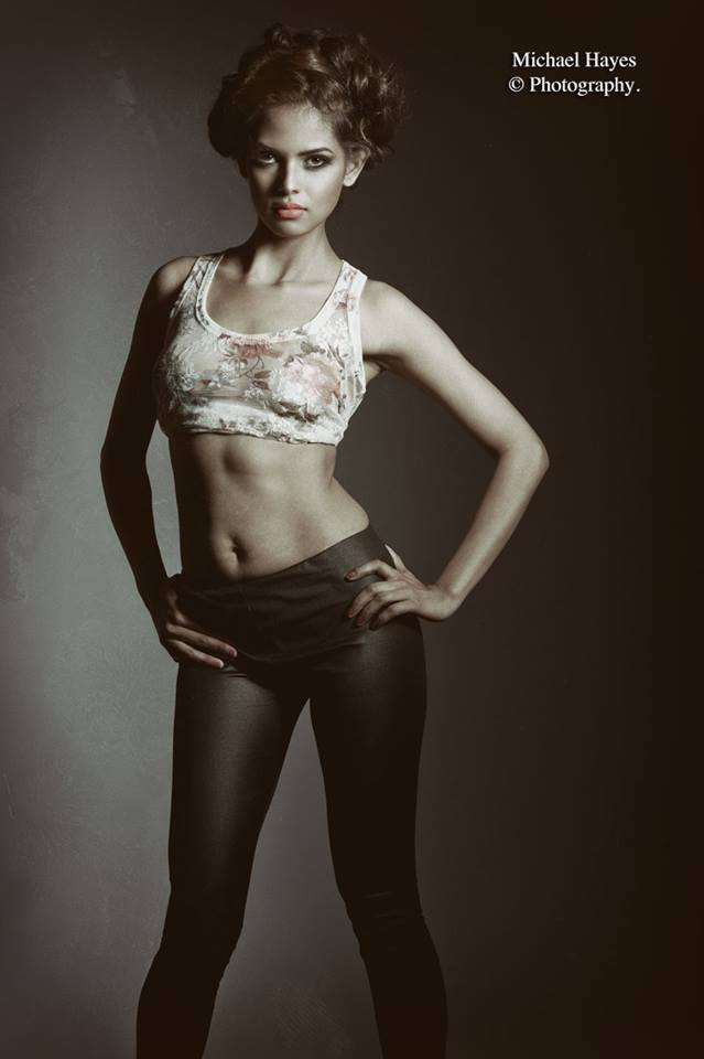 Photographer : Michael Hayes, MUA & Hair : Ciara Monaghan, Model : Maksuda ( Ms. Ireland 2014)